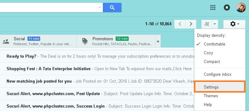Gmail Par Apna Signature Kaise Add Kare