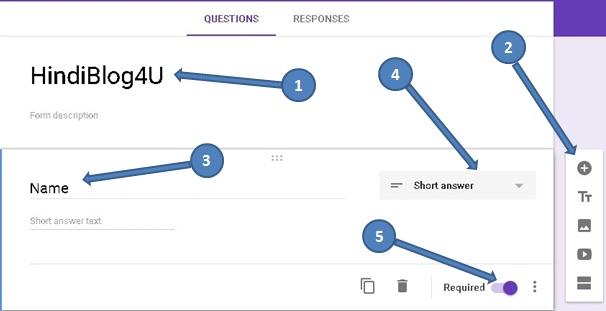 Fill Contact Form Questions